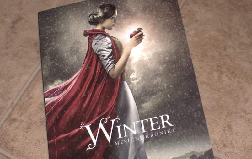 Winter je čtvrtým a posledním dílem v sérií Měsíční kroniky od Marissy Meyer