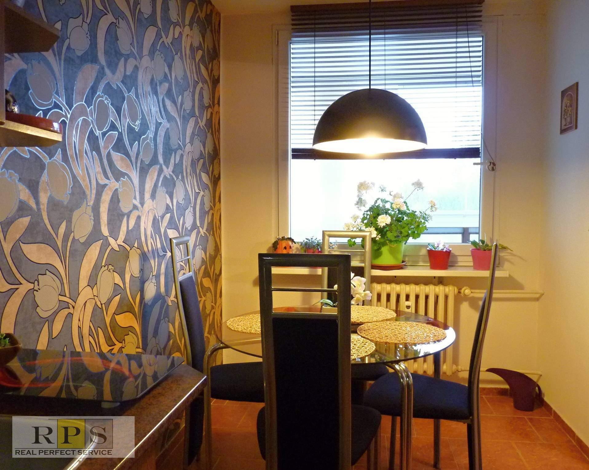 Prodej bytu 3 + 1 / L, 78 mě, Praha 8 Bohnice