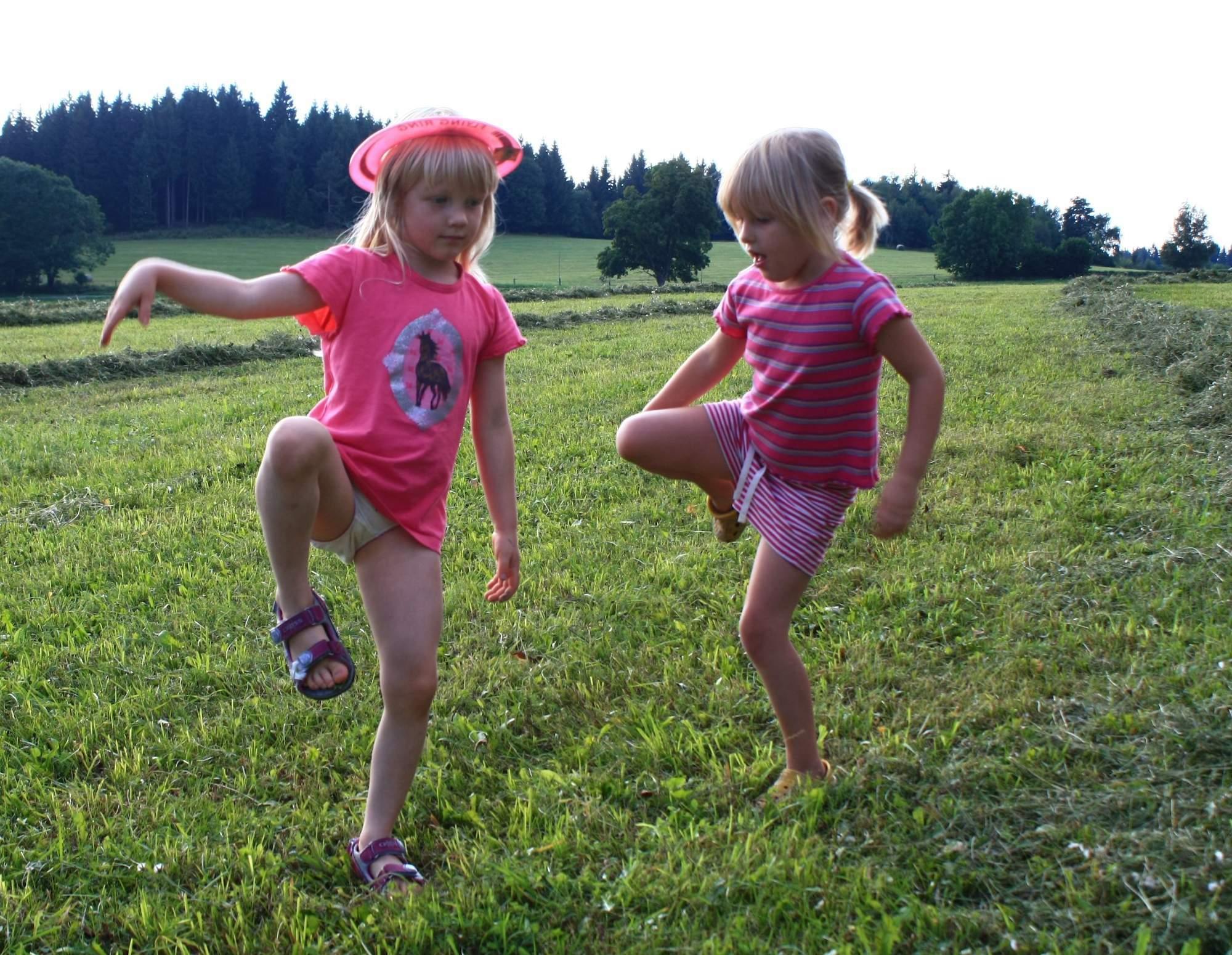 deti rajc leto