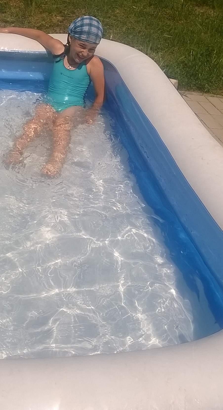 Rajce Bazen : Dětské vodní hrátky - prázdniny 2014