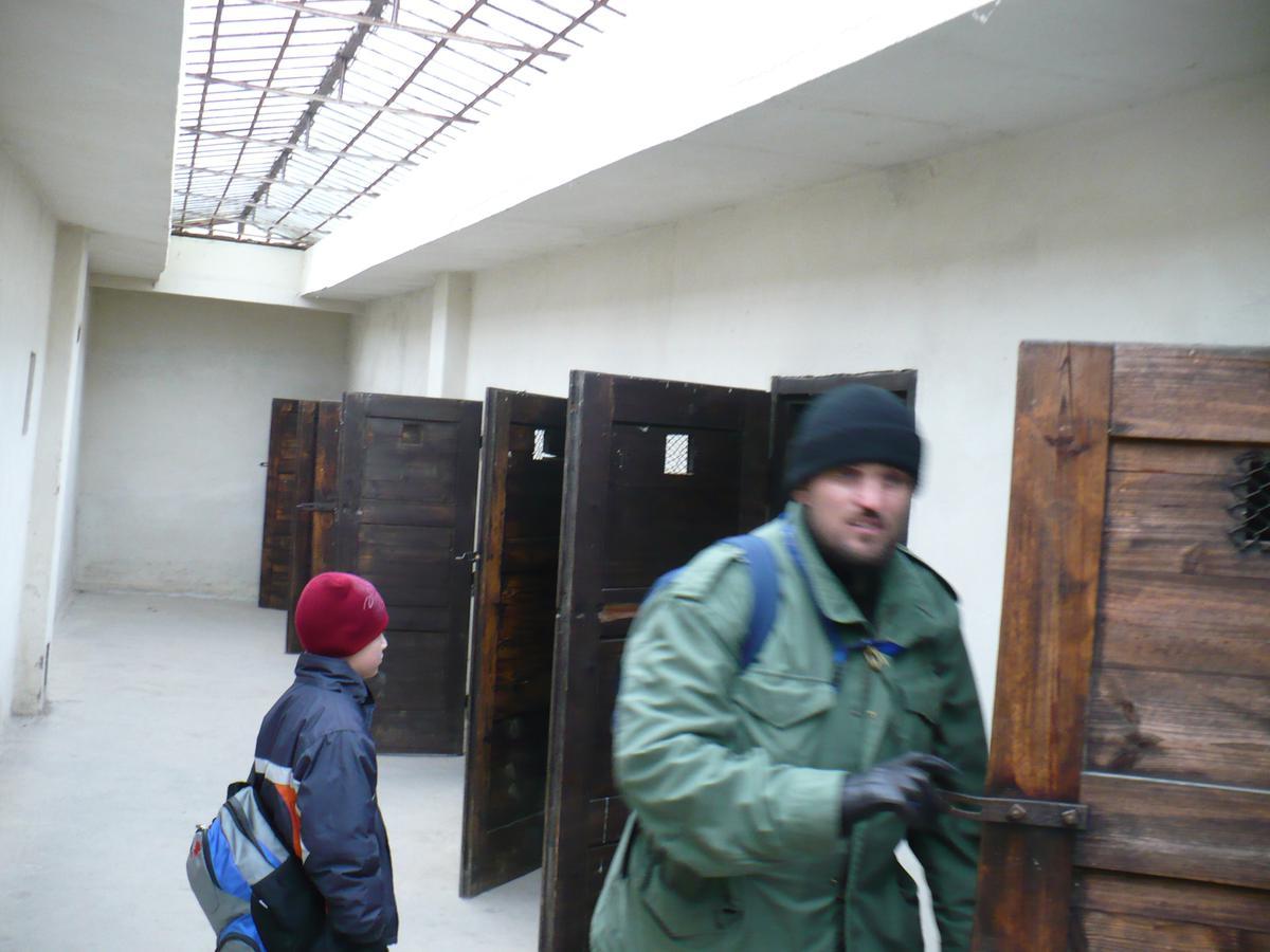 V Muzeu totality se návštěvníci v každé cele seznámí s příběhem vězně. Ilustrační foto. Foto: Miroslav Hanus