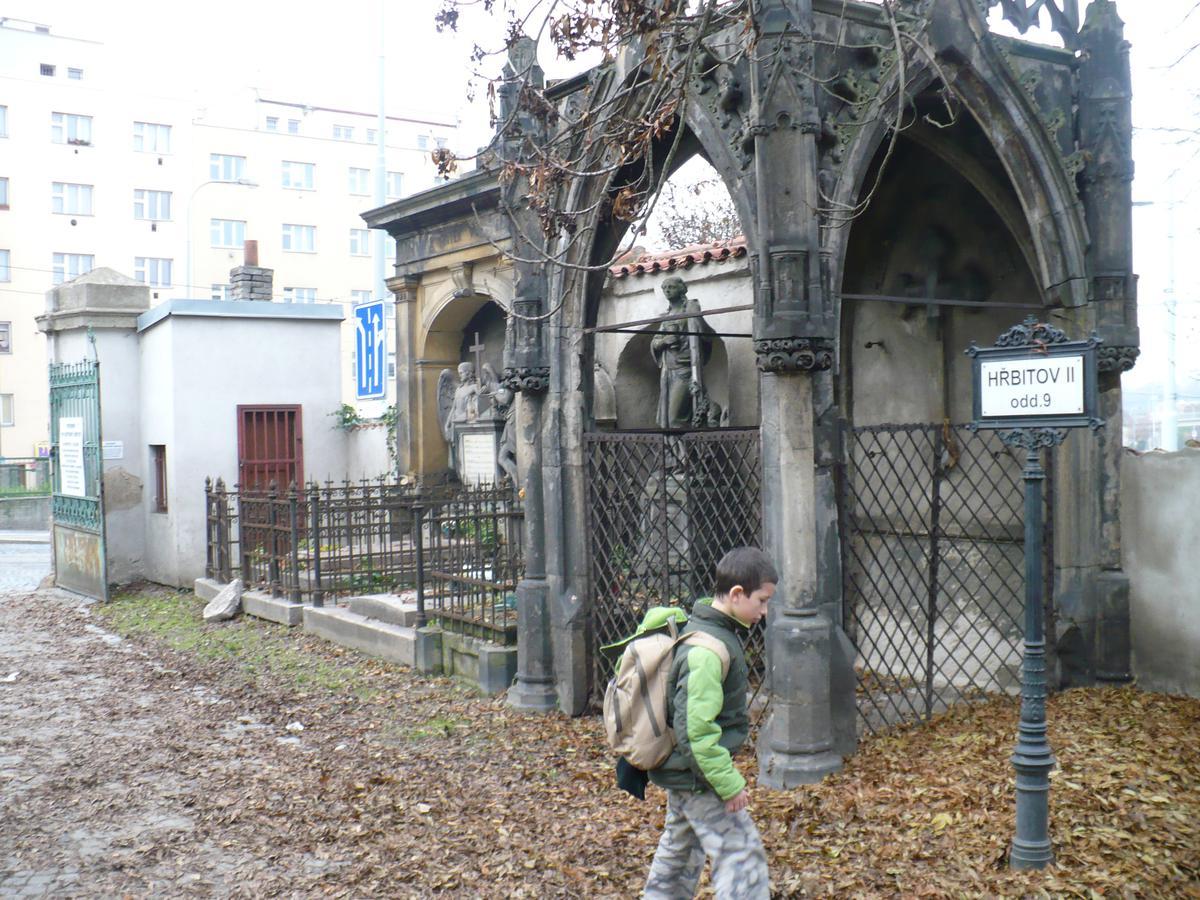 Novela pohřebnictví ministryně Šlechtové zpřísňuje pravidla pro podnikatele v oboru pohřebnictví. Foto: Miroslav Hanus