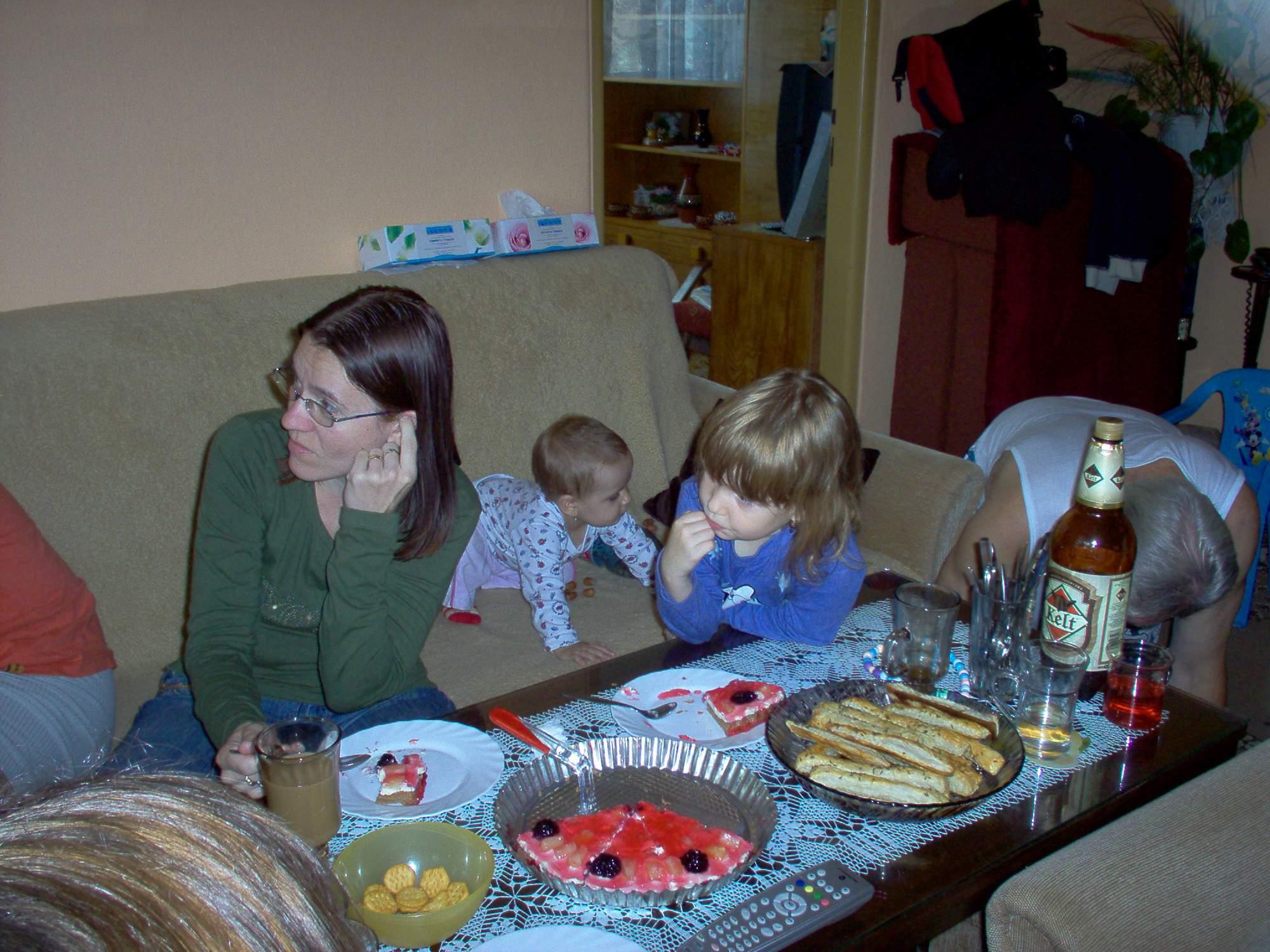 Klárka Chovancová - seznam alb na Rajčeti
