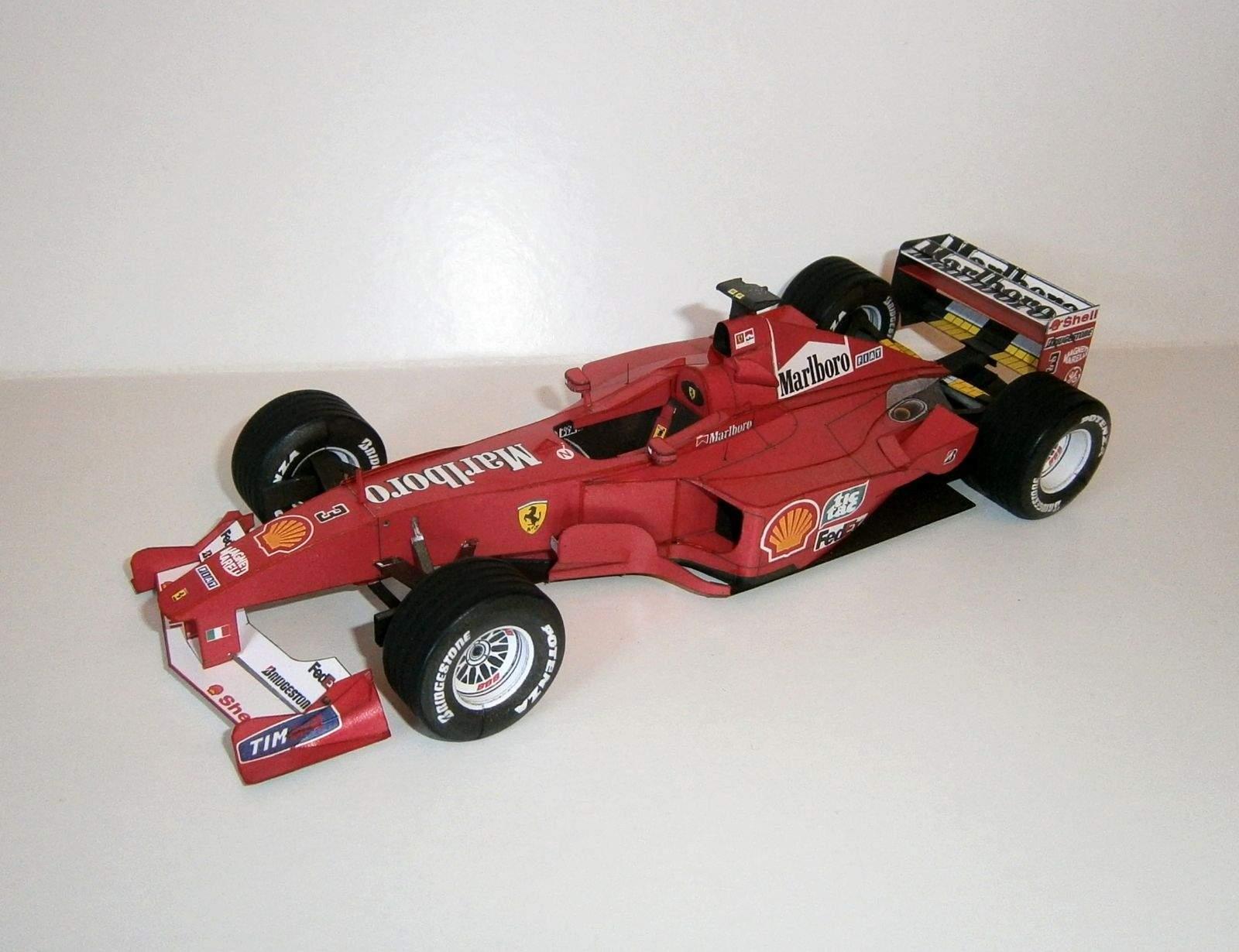 Ferrari F2000 - M.Schumacher 2000