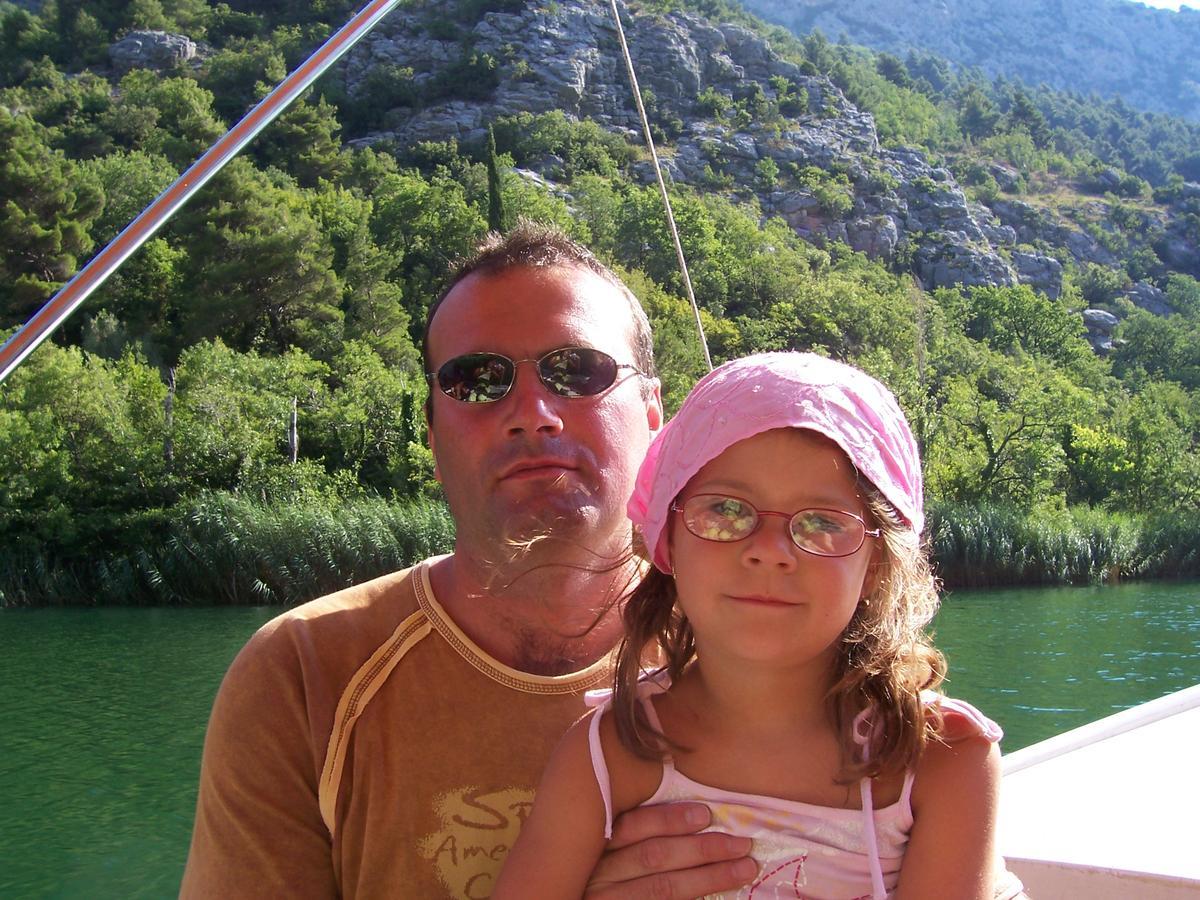Chorvatsko 2005 - Renata - album na Rajčeti