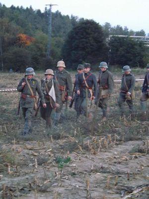 Bitva na Itálii - Isonzo 1917 (Třemošná 30.9.2017)