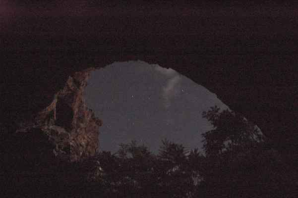 2005 září Mysterium Kréty jeskyně Skoteino - reborn