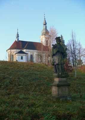 kostel sv. antonína paduánského a kytlický jan nepomucký...