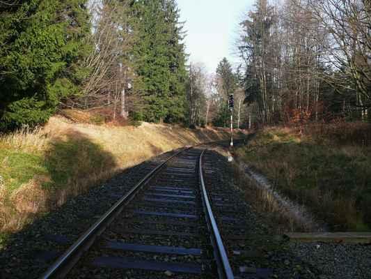 železniční trať z české kamenice na jedlovou...