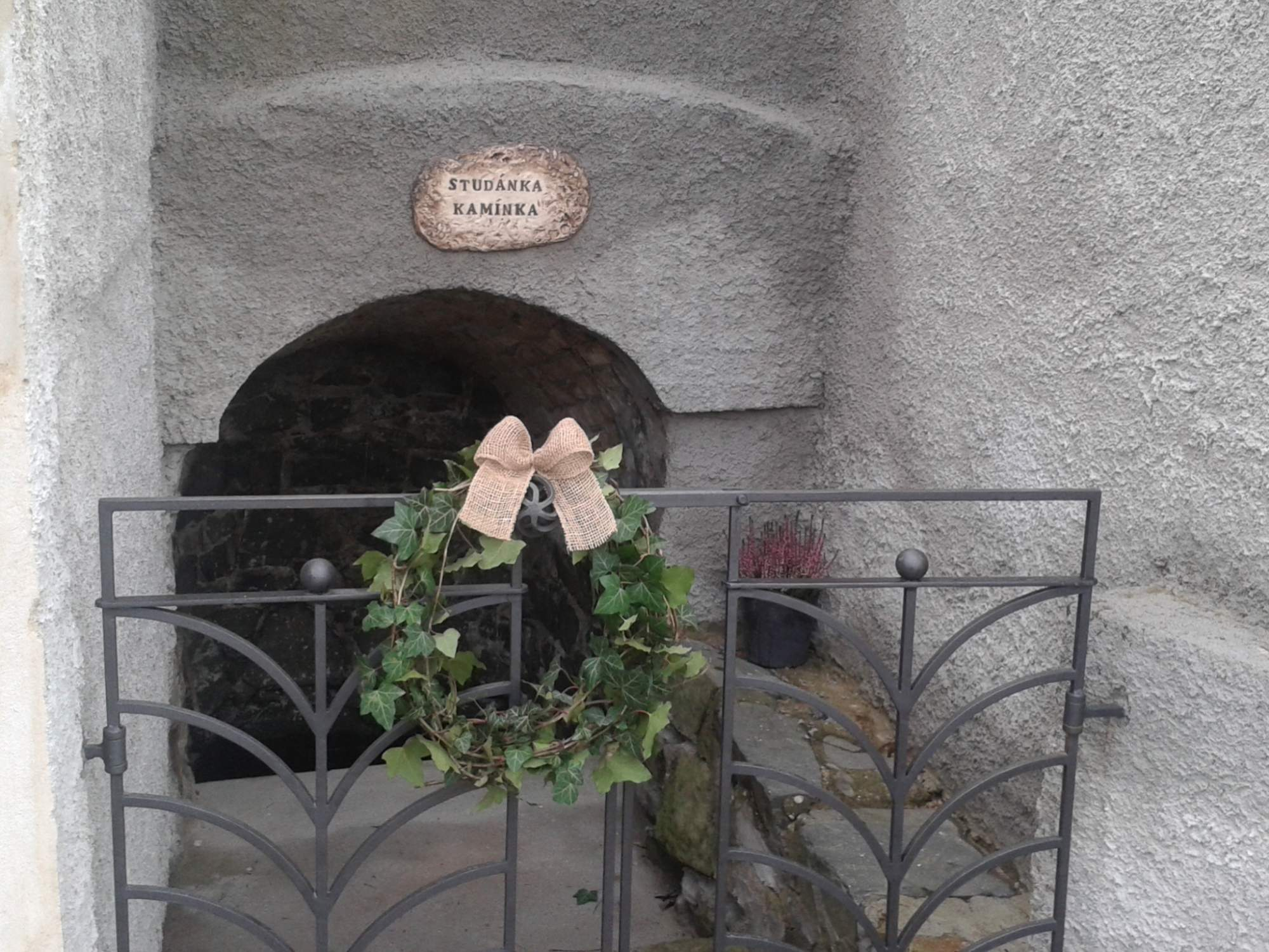 Studánka Kamínka, Praha 5 - Zbraslav