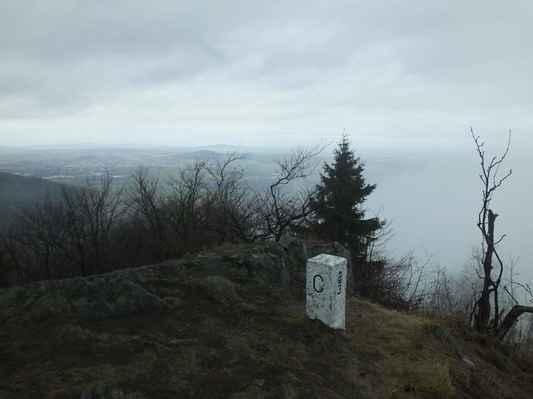 výhled byl díky mrakům jen k varnsdorfu...