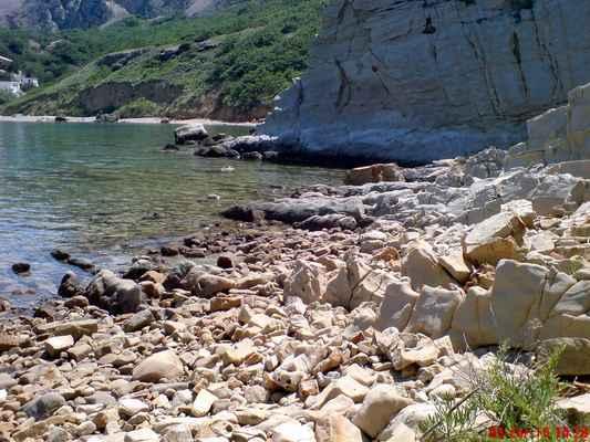 Bošana - pláž Dubrava