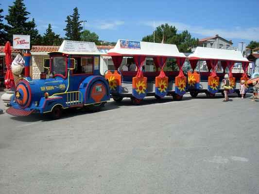 místní veřejná doprava v Loparu