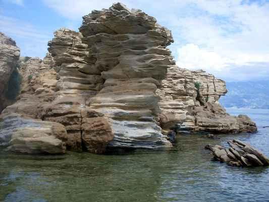 útesy u Jerici