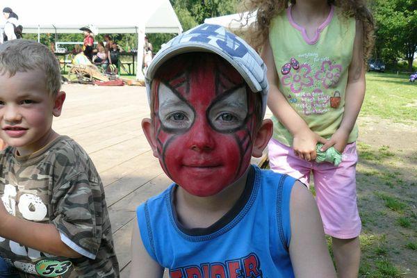 Dětský den Kladruby 4.6.2011