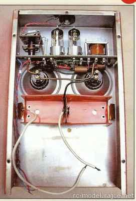 Vysílač Gama byl vyráběn v Tesle Kolín v 1.polovině 60-tých let