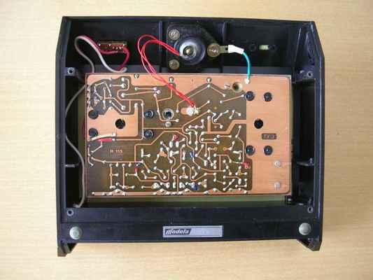 Inovovaná verze vysílače Modela Digi 2+1 - deska PS
