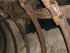 Vyztužení štoly - fotka od Míši